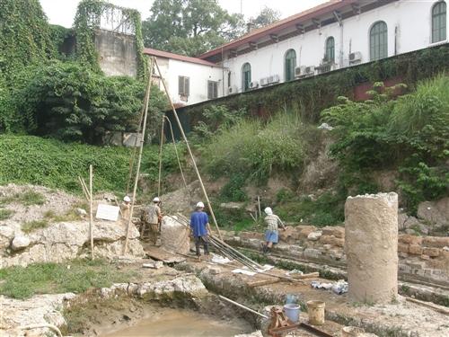 Khảo sát Địa chất phục vụ thiết kế Nhà Làm việc Quốc Hội Số 22 Hùng Vương - Hà Nội
