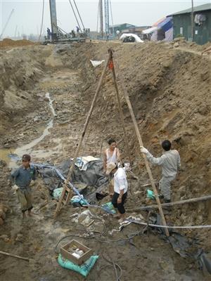 Khảo sát Địa chất công trình